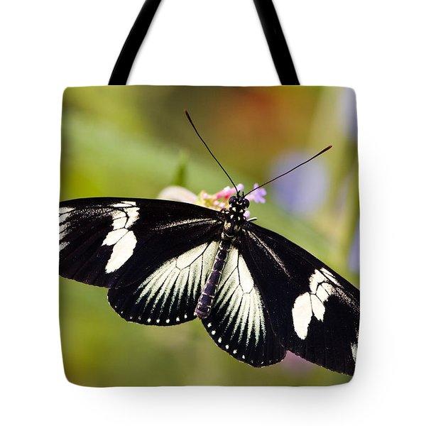 Doris Longwing Butterfly Tote Bag by Oscar Gutierrez