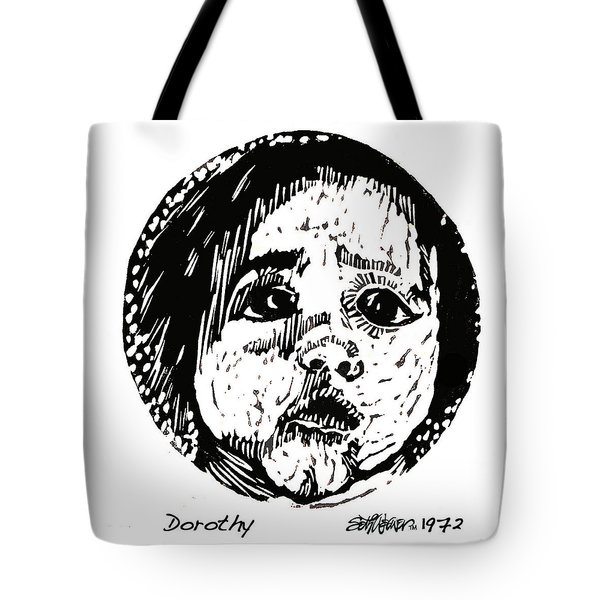 Dorothy Tote Bag by Seth Weaver