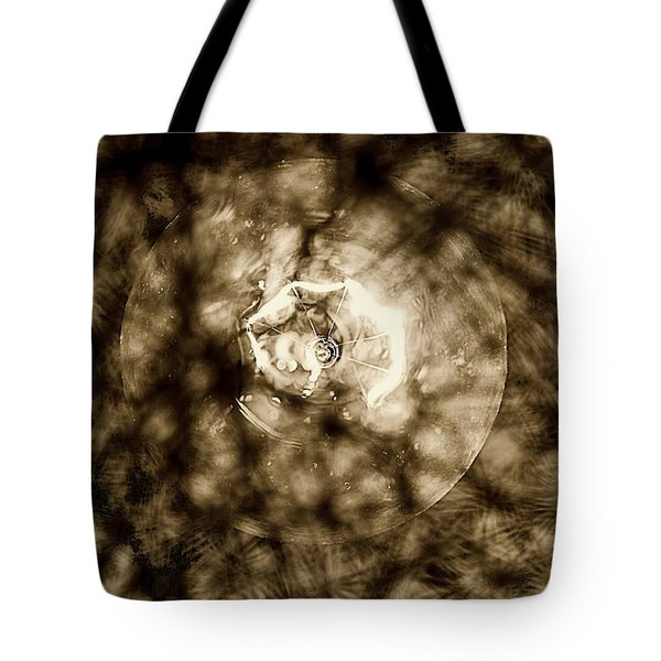 Double Insider Tote Bag by Yevgeni Kacnelson