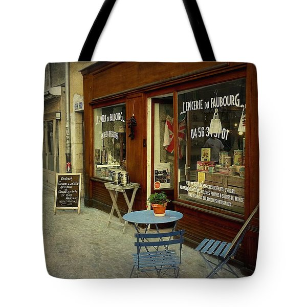 Douce France - Annecy Tote Bag by Barbara Orenya