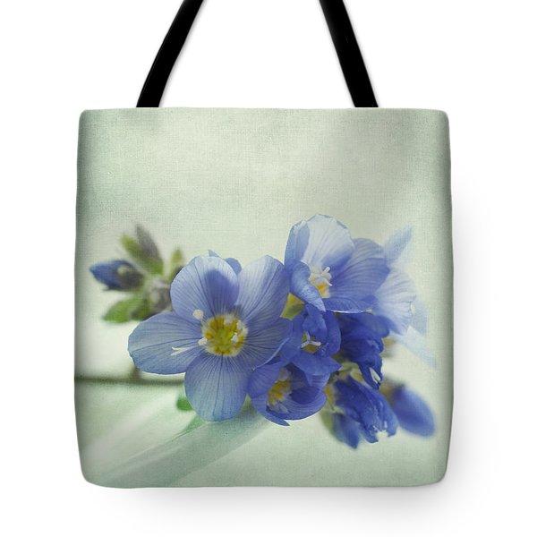Douceur Tote Bag by Priska Wettstein