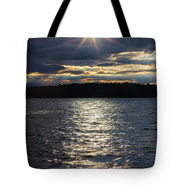 Down On My Knees Tote Bag by Barbara McMahon