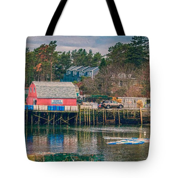 Downeast Tote Bag by Guy Whiteley