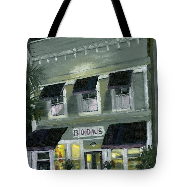 Downtown Books 11 Tote Bag by Susan Richardson