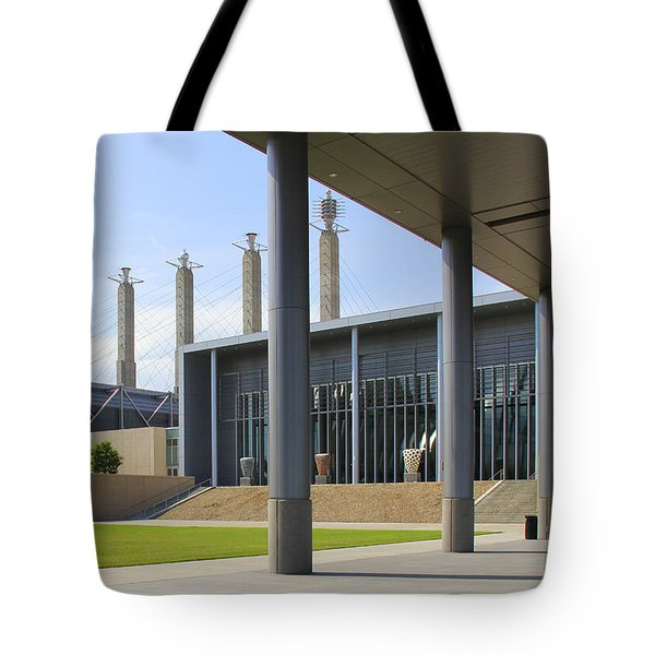 Downtown Kansas City 2 Tote Bag by Mike McGlothlen