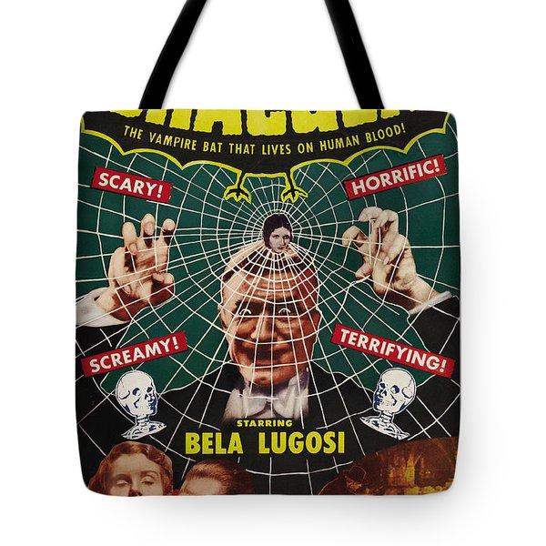 Dracula II Tote Bag by Ubknown