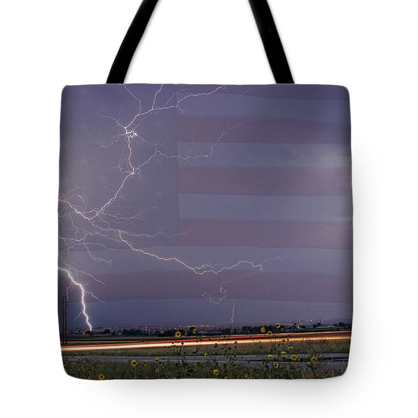 Drag On Usa Tote Bag by James BO  Insogna