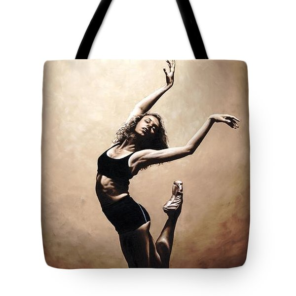 Dramatic Eclecticism Tote Bag by Richard Young