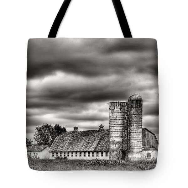 Dramatic Skies  Tote Bag by JC Findley