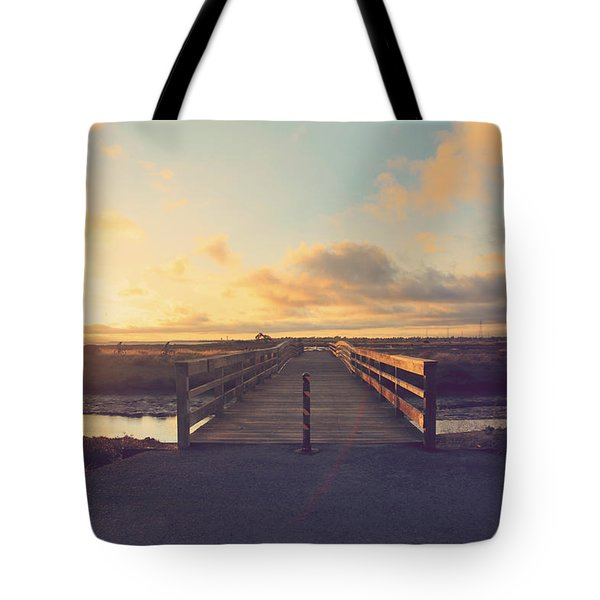 Drawing Nearer Tote Bag by Laurie Search