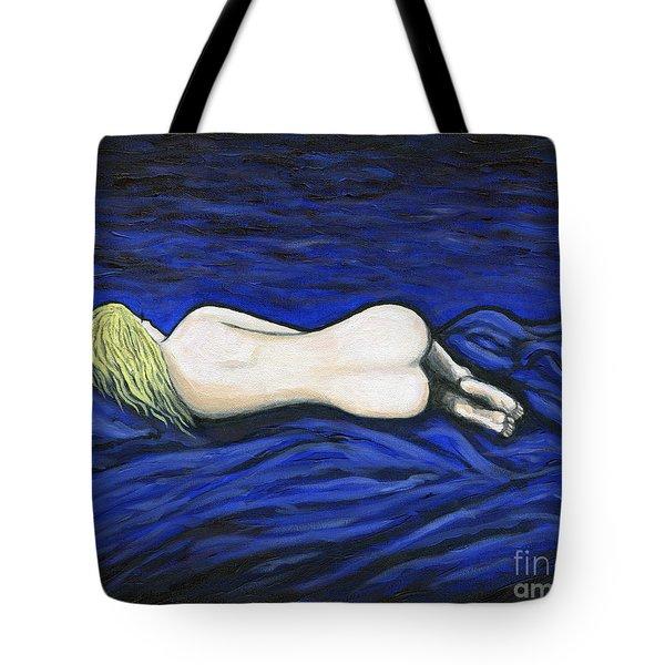 Dream #3 Tote Bag by Roz Abellera Art