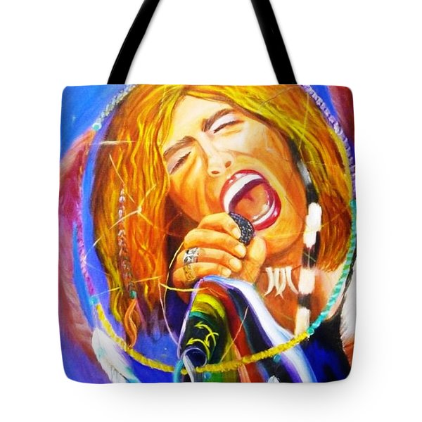 Dream Catcher Tote Bag by To-Tam Gerwe