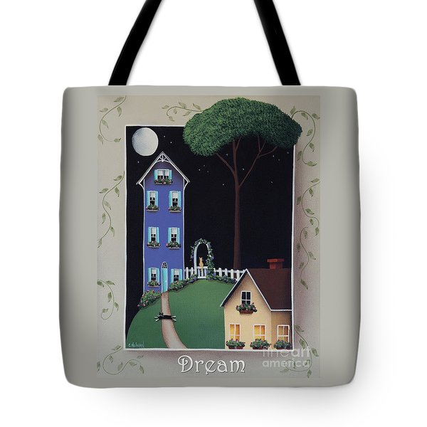 Dream Tote Bag by Catherine Holman