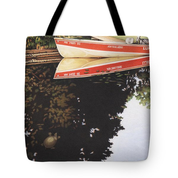 Dream Vacation Tote Bag by Amy S Turner