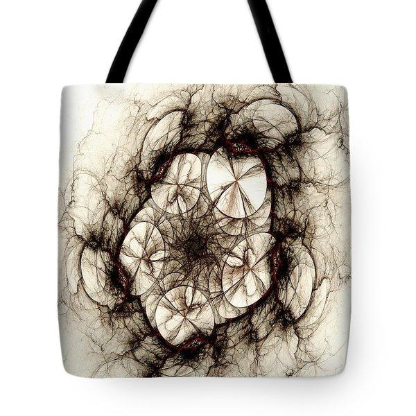 Dreamcatcher Tote Bag by Anastasiya Malakhova