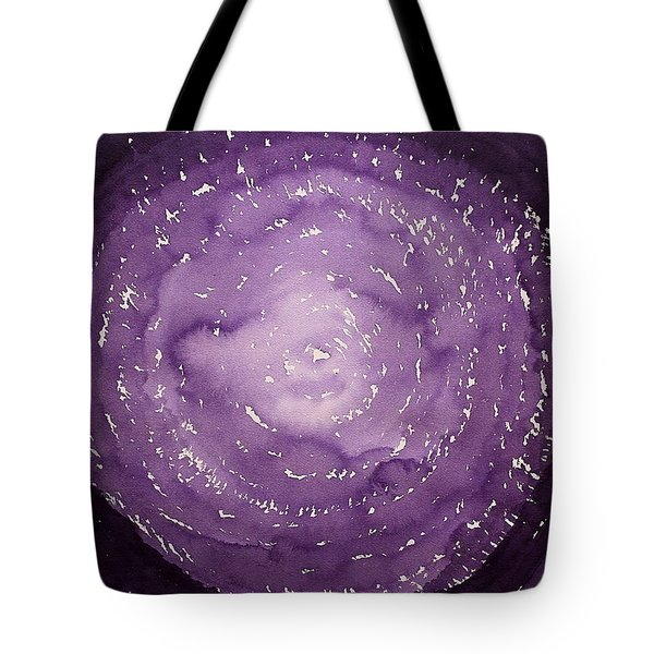 Dreamcatcher Original Painting Tote Bag by Sol Luckman