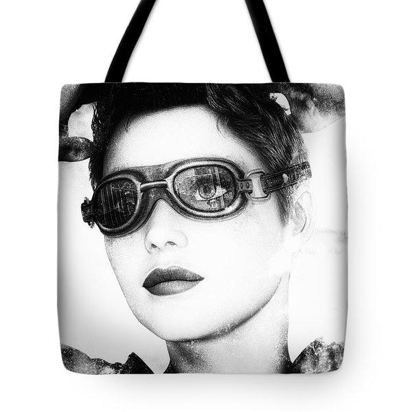 Dreamer Tote Bag by Bob Orsillo