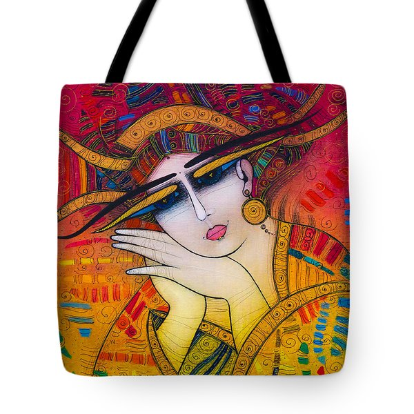 Dreaming Tote Bag by Albena