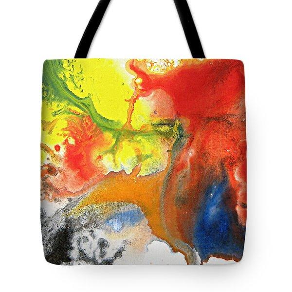 Dreaming Tote Bag by Kume Bryant