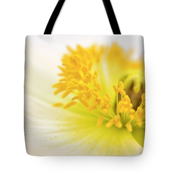 Dreaming Poppy Tote Bag by Angela Doelling AD DESIGN Photo and PhotoArt