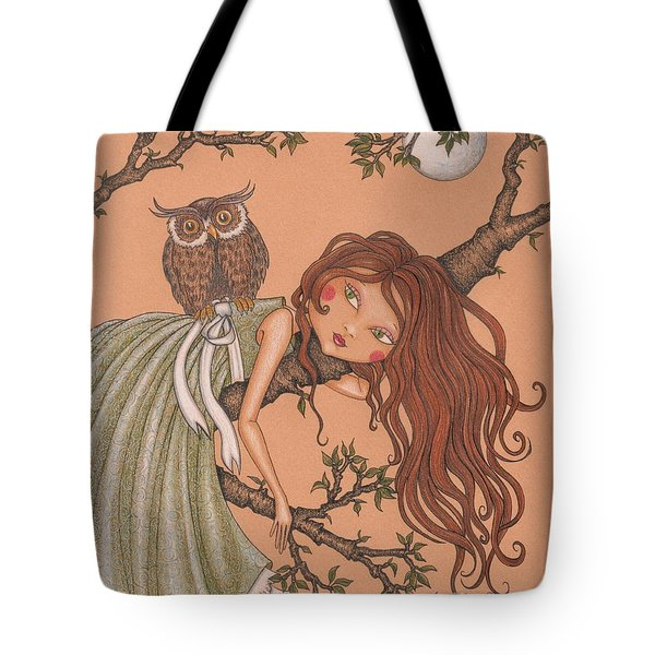 Dreaming Tote Bag by Snezana Kragulj