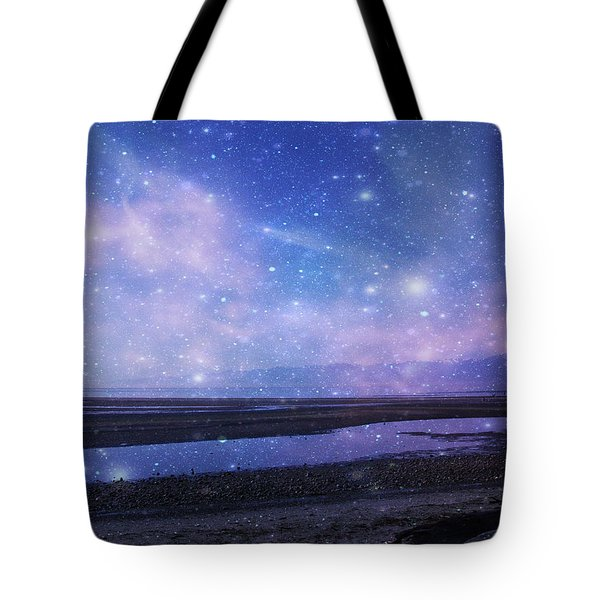 Dreamscape Tote Bag by Marilyn Wilson