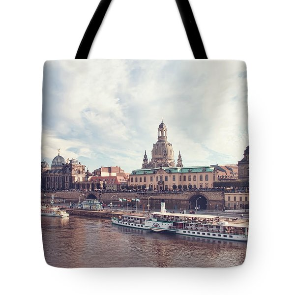 Dresden Tote Bag by Steffen Gierok