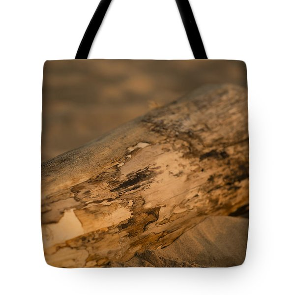 Driftwood Tote Bag by Sebastian Musial