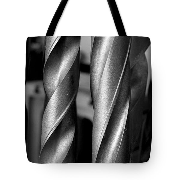 Drills Tote Bag by Steven Ralser