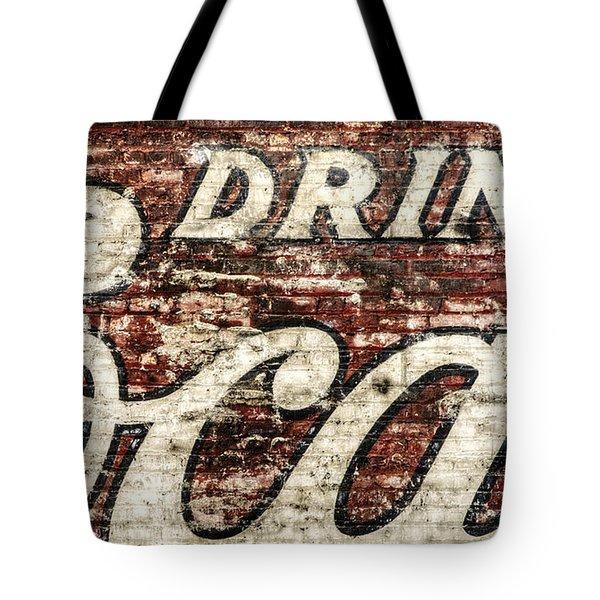 Drink Coca-Cola 2 Tote Bag by Scott Norris