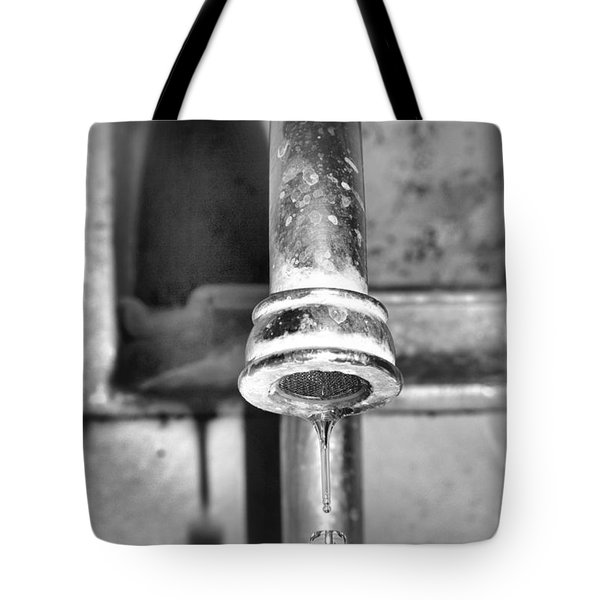 Drop Of Life Tote Bag by Dan Sproul