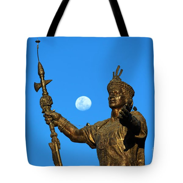 Duality Tote Bag by James Brunker