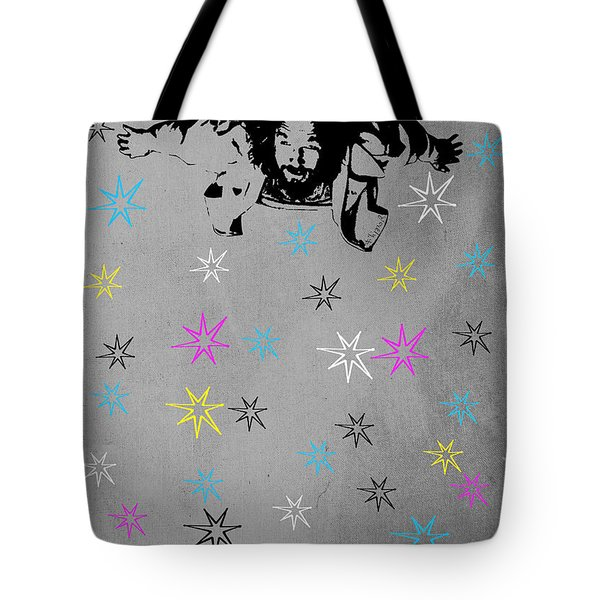 Dude I Want To Believe 3 Tote Bag by Filippo B