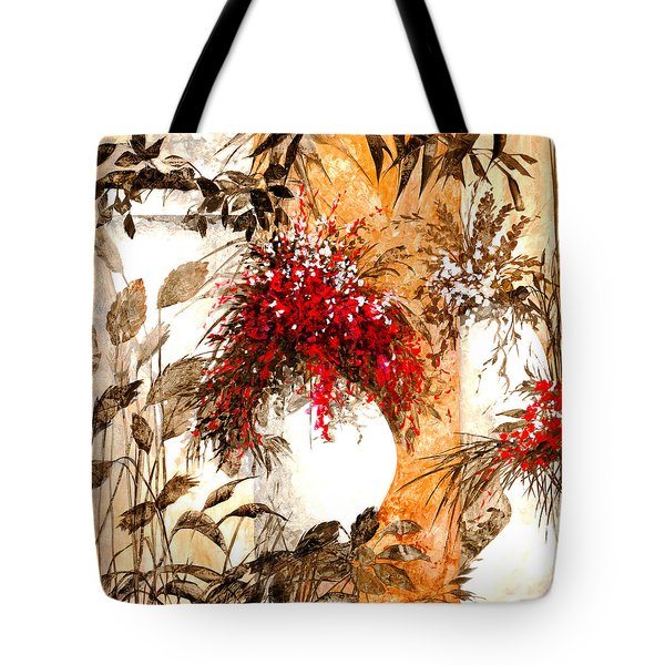 Due Bianca Tote Bag by Guido Borelli