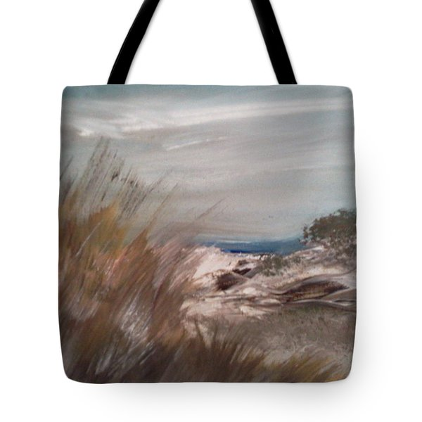 Dune Overlook Tote Bag by Joseph Gallant