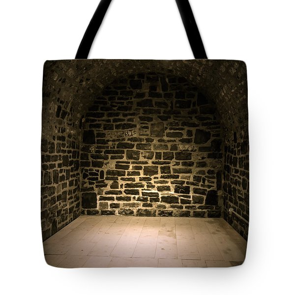 Dungeon Tote Bag by Edward Fielding
