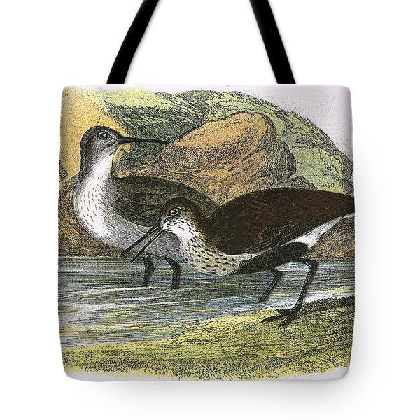 Dunlin Tote Bag by English School