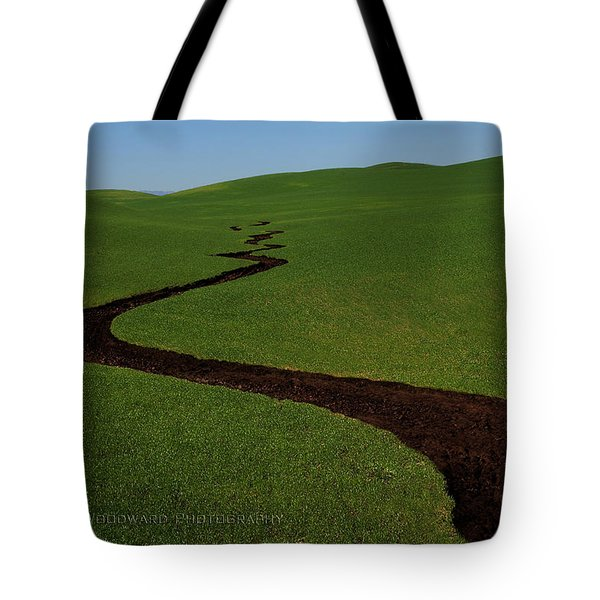 Dunnigan Hills 1 Tote Bag by Robert Woodward