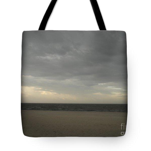 Dusk Beach Walk  Tote Bag by Joseph Baril