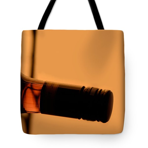 Dusty Bottle Tote Bag by Toppart Sweden