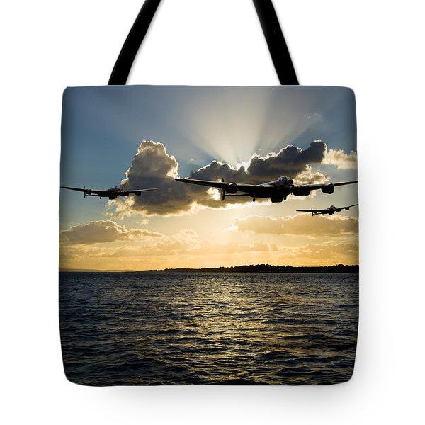 Duty Bound Tote Bag by Gary Eason