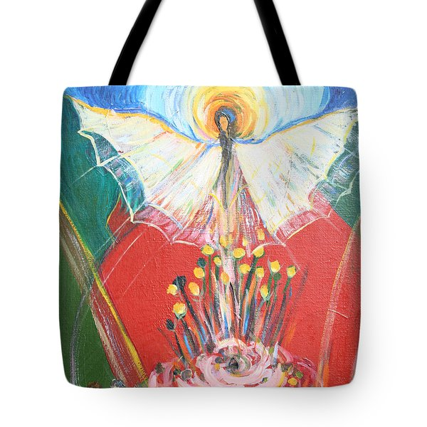 E R A 1974 Tote Bag by Avonelle Kelsey