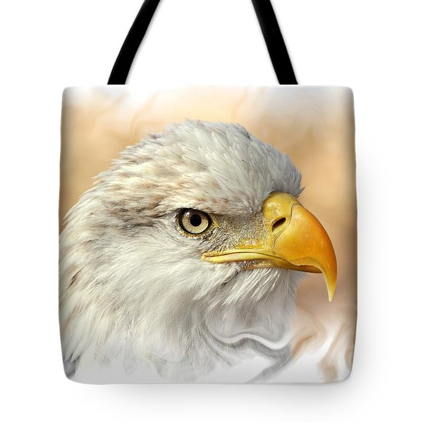 Eagle6 Tote Bag by Marty Koch
