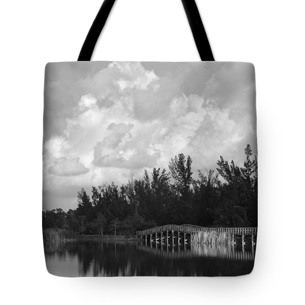 Early Morning Tote Bag by Kim Hojnacki