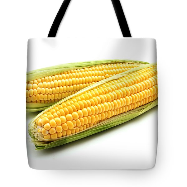 Ears Of Maize Tote Bag by Fabrizio Troiani