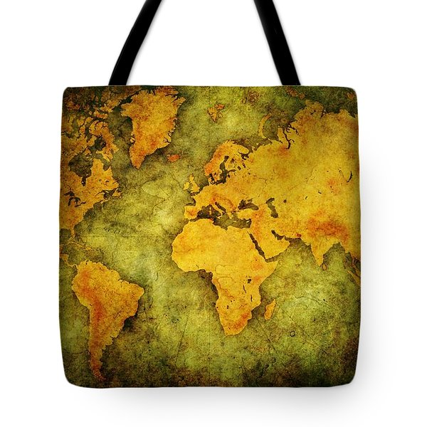 Earth And Brine Tote Bag by Brett Pfister
