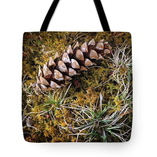 Earth Hour Tote Bag by Christina Rollo