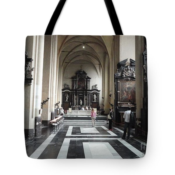 EASTER CELEBRATIONS Tote Bag by PainterArtist FIN