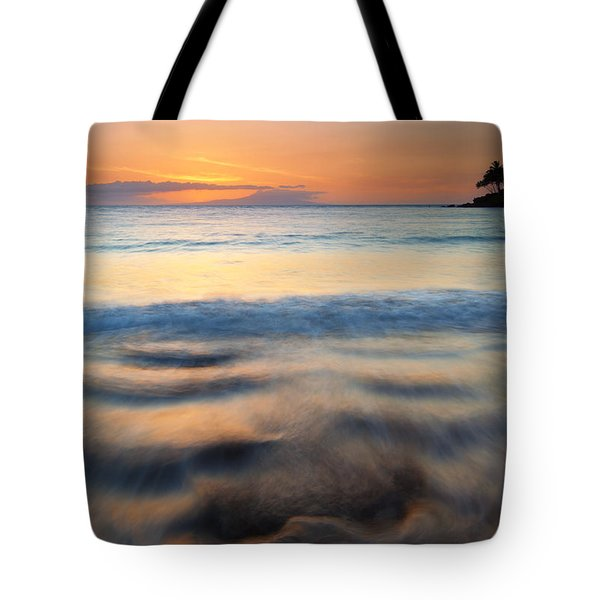 Ebb Tote Bag by Mike  Dawson