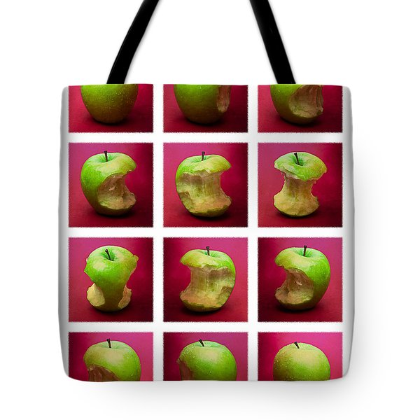 Eclipse Of The Green Star Tote Bag by Alexander Senin